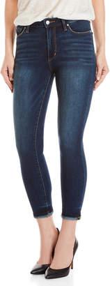Joe's Jeans The Charlie High-Waisted Cropped Skinny Jeans