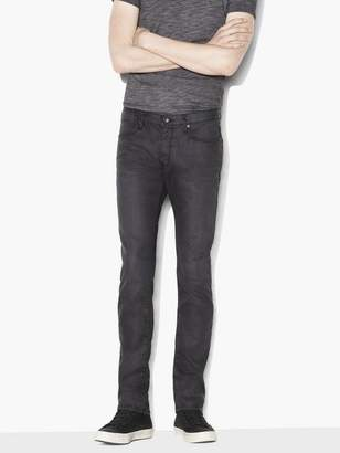 Bowery Coated Cotton Stretch Jean $228 thestylecure.com