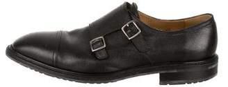 Salvatore Ferragamo Double Monk Strap Shoes