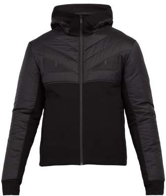 Fendi Monster Hooded Jacket - Mens - Black