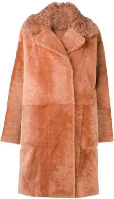 Drome oversized midi coat