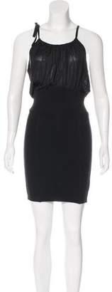 Rock & Republic Halter Mini Dress w/ Tags