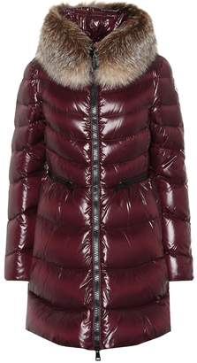 Moncler Mirielon quilted down coat
