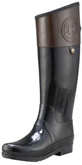 Hunter Two-Tone Riding Rain Boot