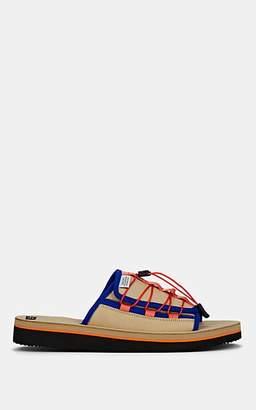 Suicoke Men's Slide Sandals - Beige, Tan