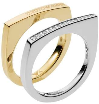 Emporio Armani (エンポリオ アルマーニ) - エンポリオ アルマーニ 指輪