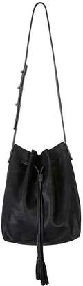 Velvet by Graham & Spencer HUNTER LEATHER BUCKET BAG