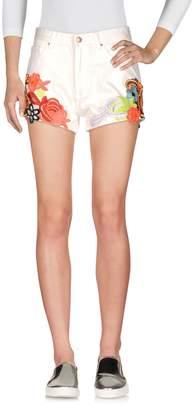 ELLA LUNA Denim shorts - Item 42640284
