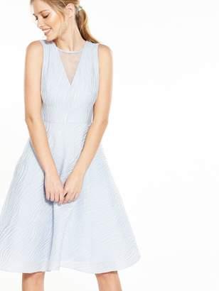 Phase Eight Blue Back Zip Dresses Shopstyle Uk
