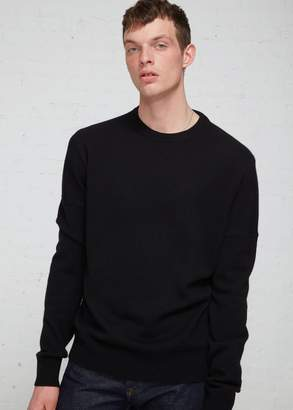 Calvin Klein Logo Print Crewneck Sweater
