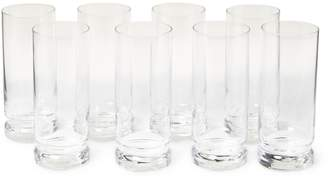 Luigi Bormioli Renoir Tall Tumblers (Set of 8)