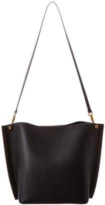 Valentino V-Chain Small Leather Hobo Bag