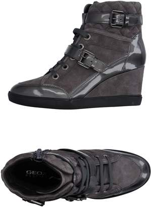 Geox High-tops & sneakers - Item 11110936BK