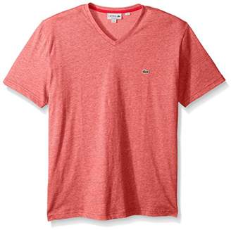 Lacoste Men's Fine Stripe Short Sleeve T-Shirt
