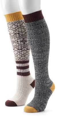 UNIONBAY Women's 2-pk. Knee-High Socks