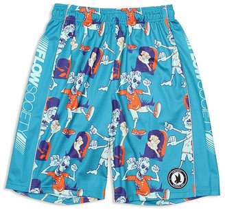 Flow Society Boys' Zombie Attack Active Shorts - Sizes XS-XXL $30 thestylecure.com