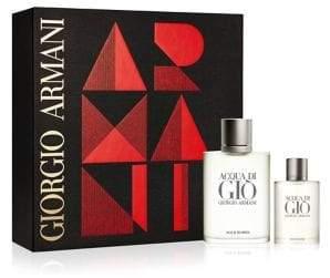 Giorgio Armani (ジョルジョ アルマーニ) - Giorgio Armani Acqua Di Gio Homme Holiday Two-Piece Gift Set