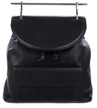M2Malletier Soft Leather Backpack