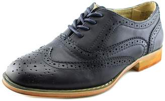 Wanted Womens Babe Cap Toe Oxfords