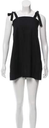 Faithfull The Brand Sleeveless Mini Dress