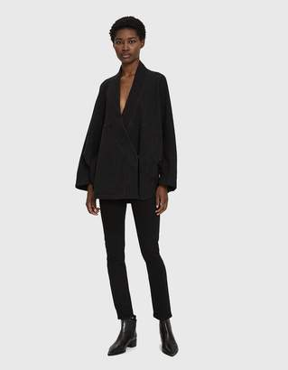 Citizens of Humanity Harlow High Rise Slim Jean in Polish Black