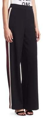 Cinq à Sept Clementina Wide-Leg Track Pants