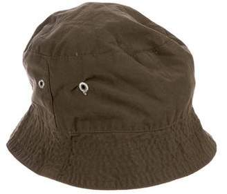 Paul Smith Reversible Striped Bucket Hat