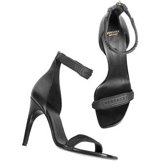 Versace Leather sandals