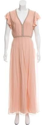 Rebecca Taylor Chiffon Silk Dress