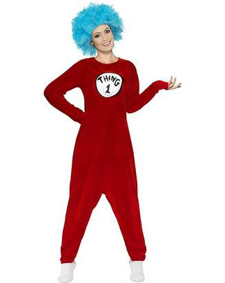 Dr. Seuss Adult Thing 1 / Thing 2 Costume