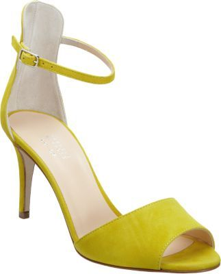 Barneys New York High Back Sandal