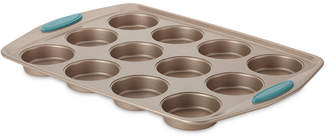 Rachael Ray Cucina Non-Stick 12-Cup Muffin Cupcake Pan