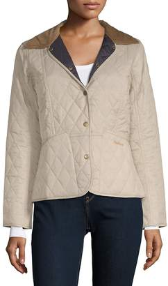 Barbour Women's Summer Liddesdale Quilted Blazer