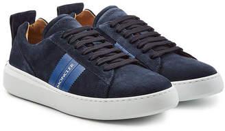 Moncler Milano Suede Sneakers