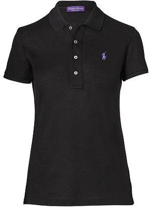 Ralph Lauren Cotton Piqué Polo Shirt $350 thestylecure.com