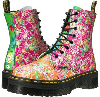 Dr. Martens Jadon Daze 8-Eye Boot Women's Boots