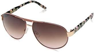 UNIONBAY Union Bay Women's U536 RGDF Aviator Sunglasses