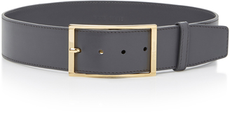 Elie Saab High Waist Leather Belt