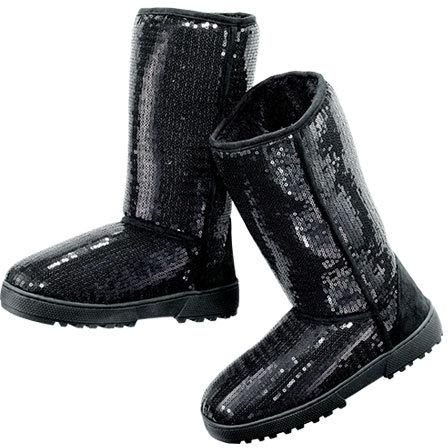 Avon Sequin Boot