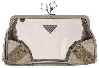 pradaPrada Plex Mistolino Frame Bag