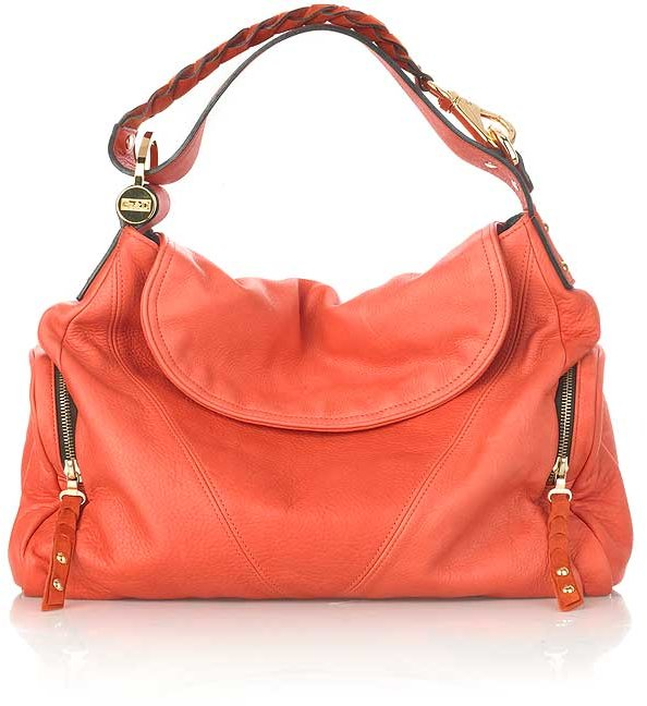 Be & D Roadster slouch hobo bag