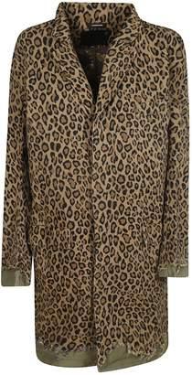 R 13 Leopard Coat