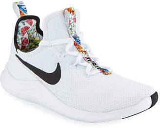 Nike Free Print-Trim Trainer Sneakers