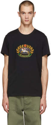 Burberry Black Gully T-Shirt