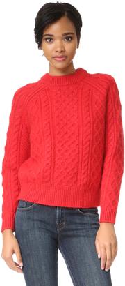 DEMYLEE Alice Sweater $334 thestylecure.com