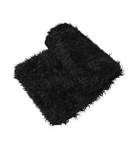 Florence Broadhurst Faux Fur Throw