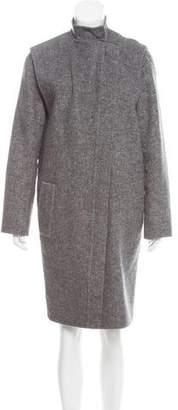 Alexander Wang Layered Long Coat