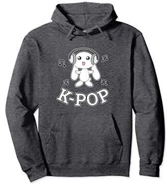 K-Pop Hoodie - K-Pop Fan Pullover Hoodie