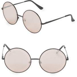 Fantas-Eyes 57MM Round Sunglasses