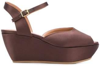 Marni Zeppa wedge sandals